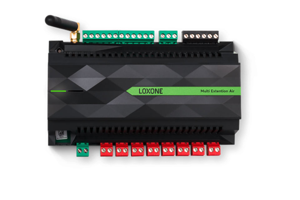 Loxone multi Air extensie